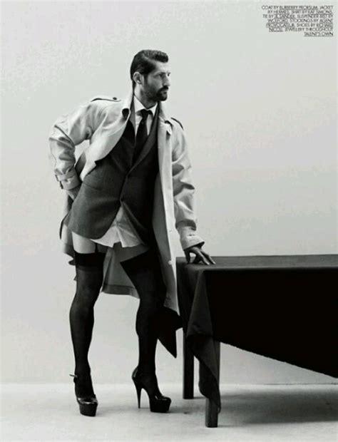 high heels for mens a well dressed businessman in socks er make