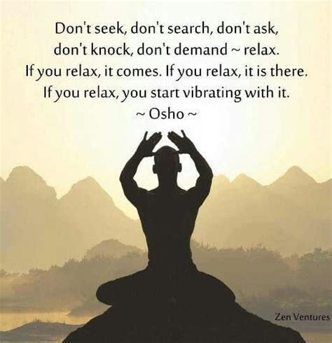 On Salons My Thoughts Explained by Quotes About Relaxation Peace Quotesgram