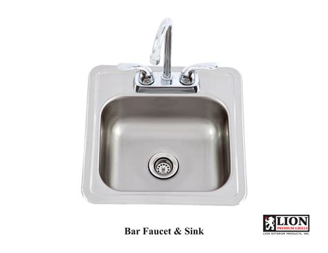 what is a bar sink bar faucet and sink