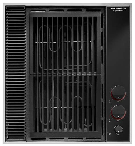 jenn air electric cooktop with grill jenn air 19 quot electric expressions 174 collection modular