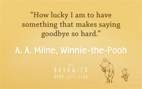 Friendship Quotes Aa Milne
