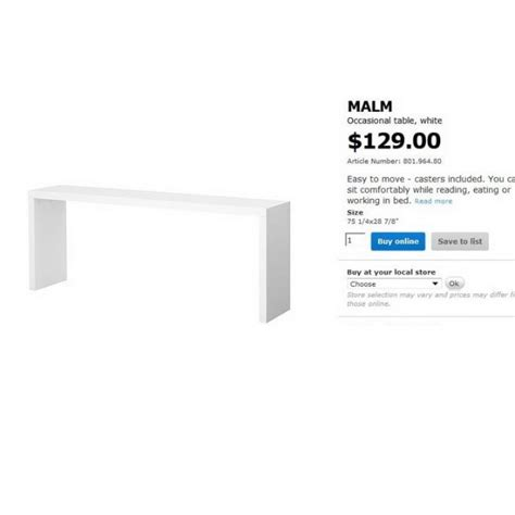 ikea malm occasional table ikea malm occasional table white furniture tables
