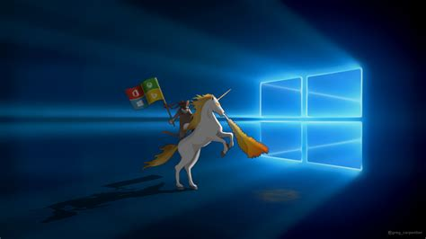 windows 10 wallpaper ninja cat windows 10 ninja cat unicorn by krokozero on deviantart