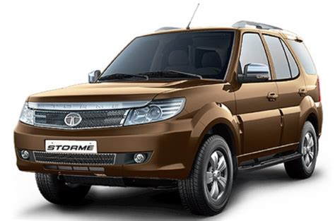 Toyota Dealers Ta Tata Safari Storme Price In India Review Images Tata Cars