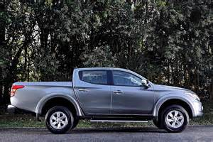Mitsubishi L200 Weight 2015 New Mitsubishi L200 Specs And Details Autos World