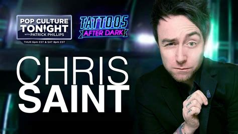 tattoos after dark pop culture tonight with chris from