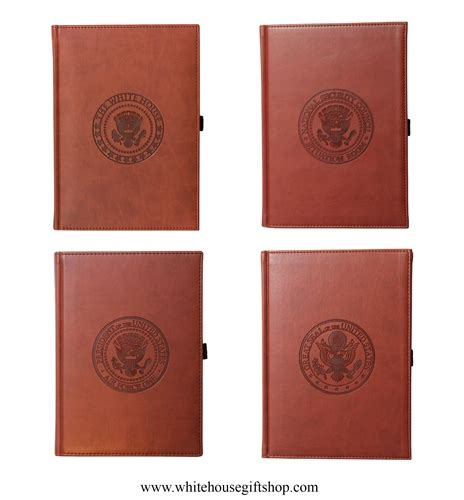 secured by the seal white and built books journal books set the white house national security