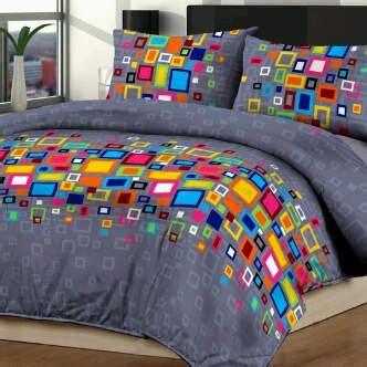 Sprei Kain Kahatex Motif Bunga Tanpa Bed Cover Ukuran 180 bed cover dan sprei motif kotak kotak syalom store