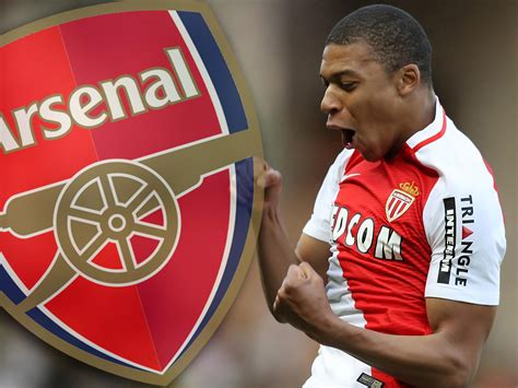 arsenal today kylian mbappe considering arsenal stepping stone move