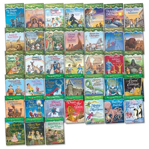 Magic Tree House Mega Pack Scholastic Kids Club
