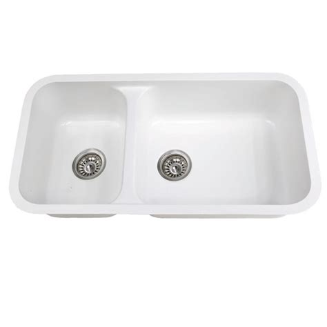 low price artificial marble basins italian kitchen sink