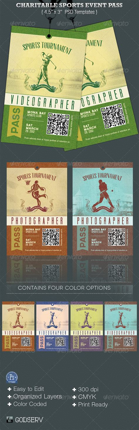 Free Vip Pass Concert Staff Psd Template 187 Dolunai Com Sports Ticket Template Photoshop