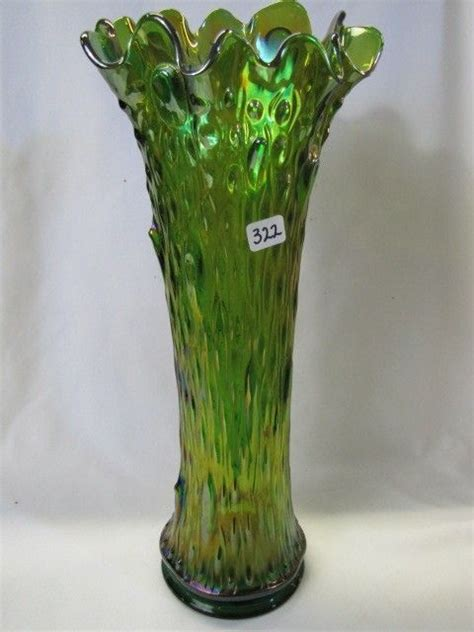Funeral Vases by 1000 Images About Carnival Glass Funeral Vases On