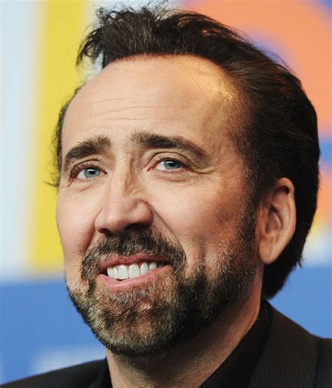 best haircut for receding hairline over 40 nicolas cage receding hairline widows peak hairstyles