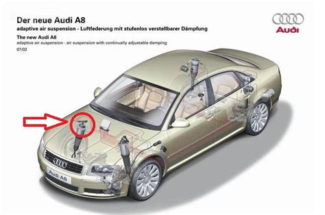 audi a8 air suspension problem page 14 audiworld forums
