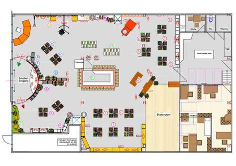 shop plan grundrissplanung f 252 r einen berufsbekleidungsshop design