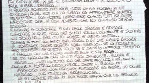 lettere per carcerati ultr 224 in carcere lettera agli amici quot una lacrima a ogni