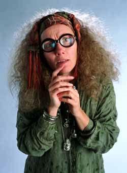 Harry Potter Professor Trelawney Promo Atozchallenge Aprila2z Harrypotter T Is For Trelawney