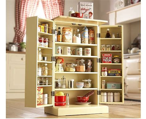 Freestanding Kitchen Pantry by Best 25 Freestanding Pantry Cabinet Ideas On