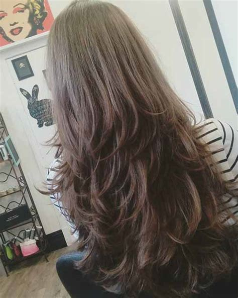 haircuts for long hair with lots of layers 5 easy medium length hairstyles for women 2018