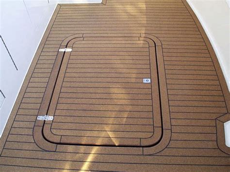 17 best nautical teak ship 17 best images about synthetic teak decking on
