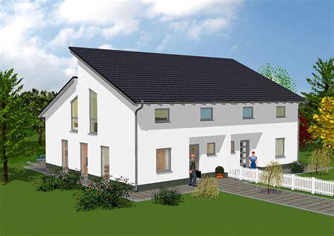 Eingeschossiges Haus by Doppelh 228 User Bauen Mit Gse Haus