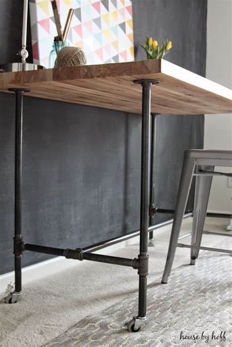 Diy Industrial Desk by 25 Great Ideas About Industrial Desk On