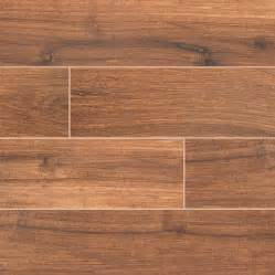 wood floor tiles palmetto porcelain 6x36 quot chestnut wood look tile