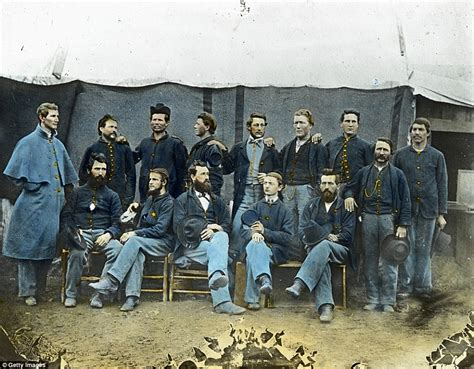 civil war color heroic scenes brought celebrates 150th anniversary