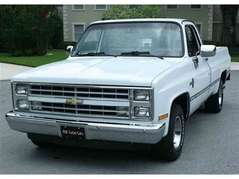 1987 chevrolet silverado for sale classiccars cc