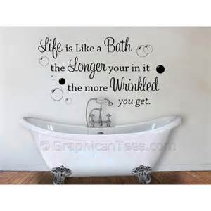 life like bath bathroom wall art mural sticker decals quote impressive quotes using letter decal stickers and
