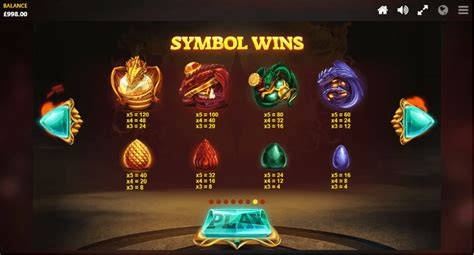 play dragons fire slot    spins  deposit