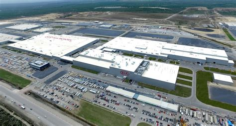 Kia Plant Tensions Surface After Kia S Inauguration Of Their Mexican
