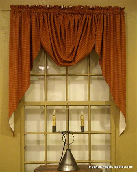 primitive window curtains 25 best primitive window treatments images on pinterest