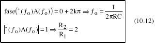 oscilacion electronica generadores de se 241 al con lificadores operacionales