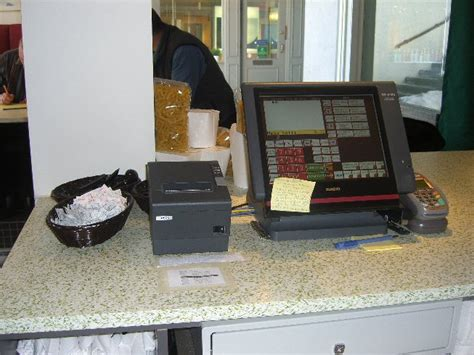 Customer Display Casio Qt 6060d solution registers casio