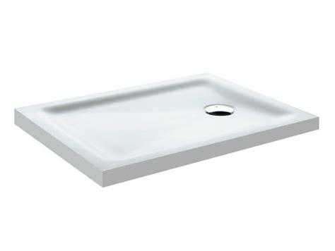 piatto doccia 110x90 piatto doccia rettangolare in corian 174 piatto doccia