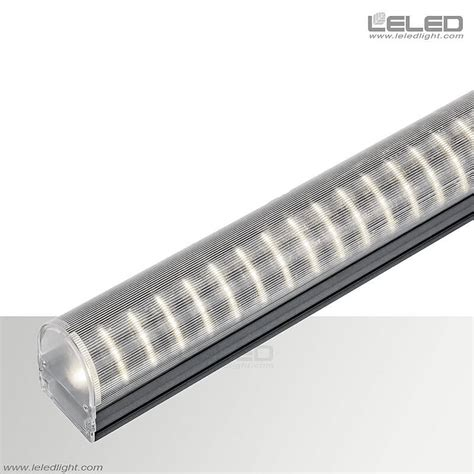contour led lighting with linear smd for architecture