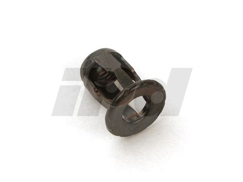 volvo expanding captive nut mm  mm thread  mm outer diameter