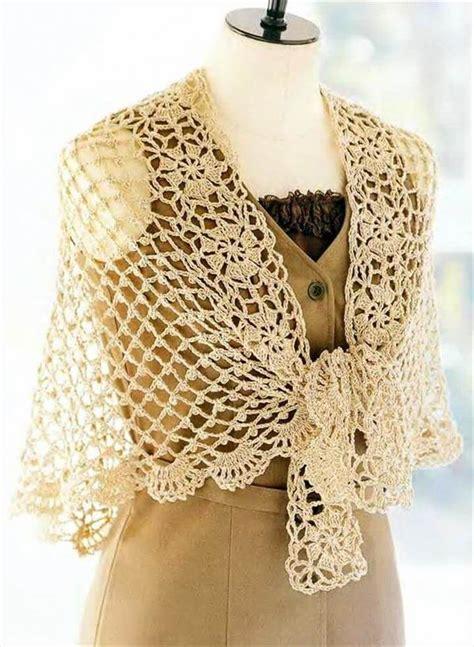 pattern crochet lace 18 quick easy crochet shawl pattern diy to make