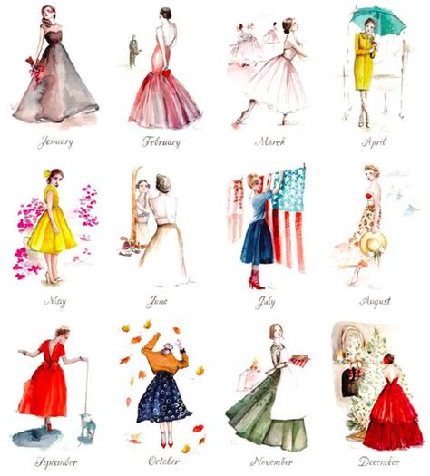 new year paper clothes paper fashion 2013 calendar rodgers fashion