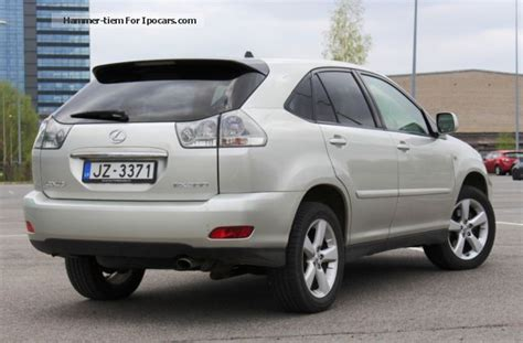 lexus truck 2009 2009 lexus rx 300 aut lpg gas brc excellent condition