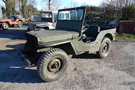 wwii jeep for sale wartime willys and ford jeeps for sale wwii