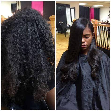 silk straightening natural hair 1000 ideas about silk press hair on pinterest hair