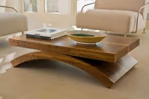 Table Arm Chair Design Ideas Interesting Wooden Living Room Wood Coffee Table With Arch Bottom Designs On Ceramic Floor Also