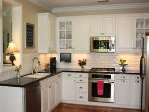 White Kitchen Cabinets Ideas For Countertops And Backsplash 23 Backsplash Ideas White Cabinets Dark Countertops