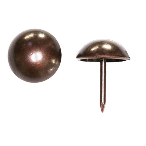 Upholstery Nails by Upholstery Nail 16mm Diameter