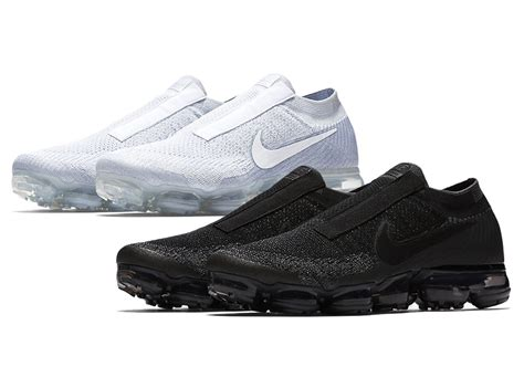 How To Find A Date Without A Shoe by Laceless Nike Vapormax Release Date Aq0581 001 Aq0581 002