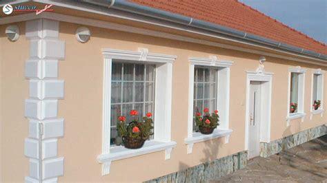Fassaden Gesimse by Fassadenprofile Gesimse F 252 R Hausfassaden Stuckhersteller
