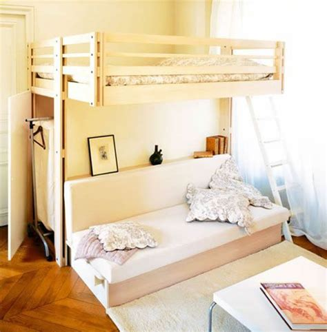 space saving bunk beds for small rooms 21 loft beds in different styles space saving ideas for